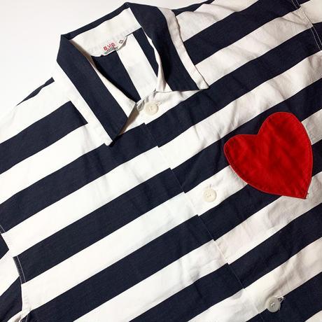 1950〜60's B.V.D. Prisoner Like Pajama L/S Shirt