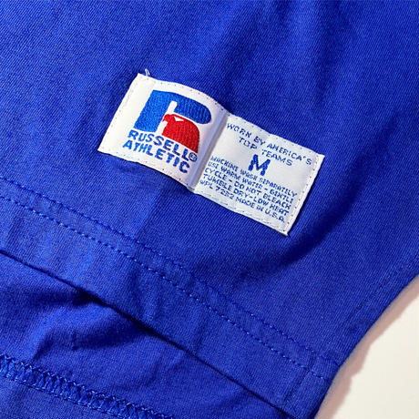 1990's〜 RUSSELL ATHLETIC Panel Tee