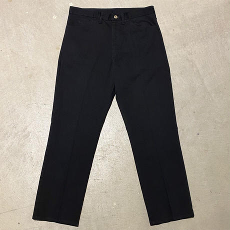 1960's〜 Unknown Tapered Pants
