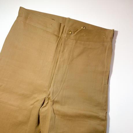 1950's A Lawtex PRODUCT Cotton Trousers Deadstock