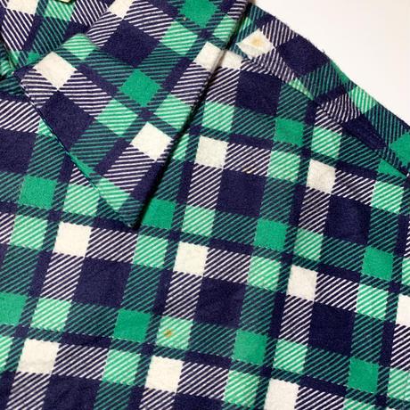 1950's Gentry Flannel L/S Shirt Deadstock