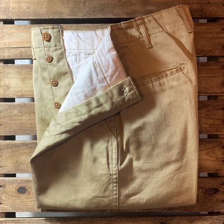 1950's US.ARMY M-45 Chino Trousers
