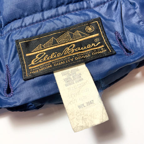 1970's〜 Eddie Bauer Down Jacket