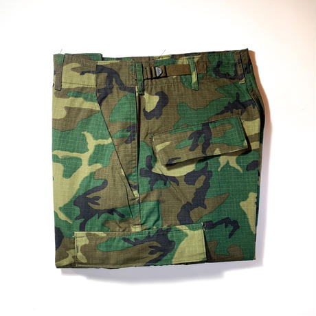 1970's US.ARMY ERDL Jungle Fatigue Trousers Deadstock