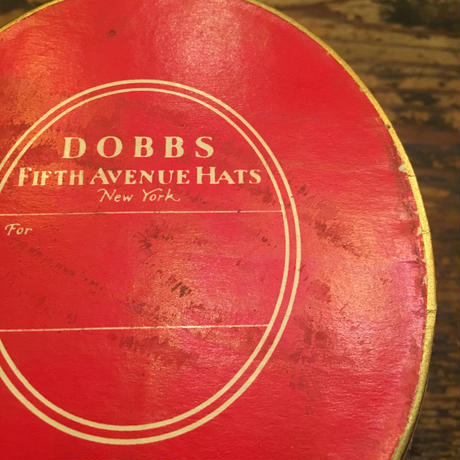 1950〜60's Dobbs Salesman Sample Hat With Box