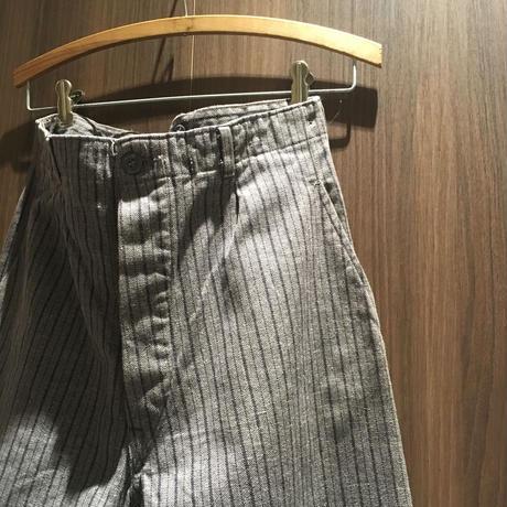 1940's Swedish Prisoner Trousers