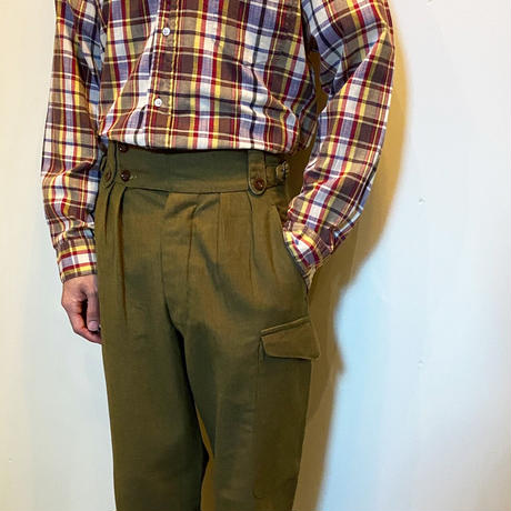 1950's Australia Military Wool Trousers