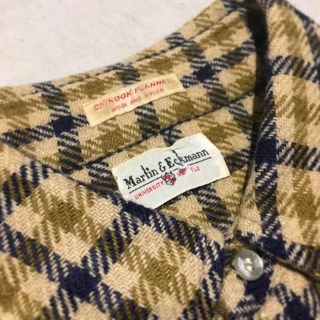 1960's Martin&Eckmann L/S Shirt