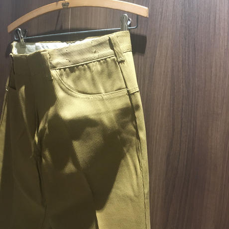 1960's Lee Leesures Tapered Pants Deadstock
