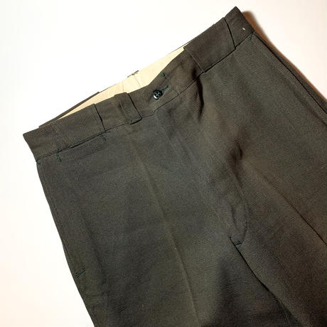 1950's Unknown Covert Trousers Deadstock