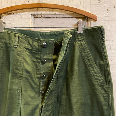1960's US.ARMY Utility Trousers