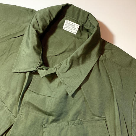 1970's US.ARMY Jungle Fatigue 4th Jacket Deadstock