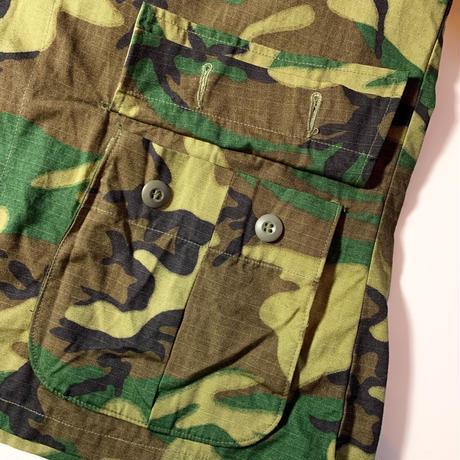1970's US.ARMY ERDL Jungle Fatigue Jacket Deadstock