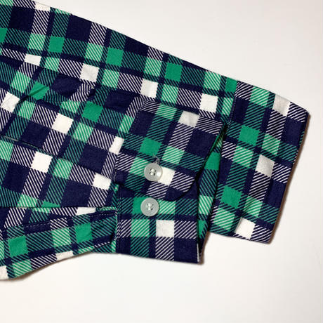 1950's Gentry Flannel L/S Shirt Deadstock