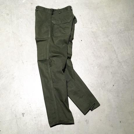 1960〜70's Unknown Utility Trousers