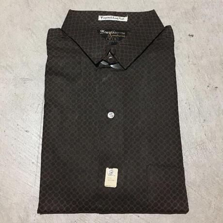 1960's SOUTHAMPTON Sportswear 714 Tab Collar L/S Shirt Deadstock