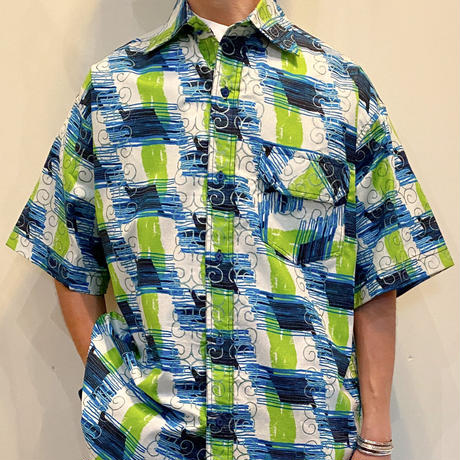 1970's〜 Unknown S/S Shirt