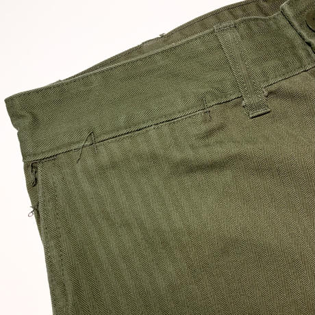 1950's USMC P-53 Herringborn Trousers