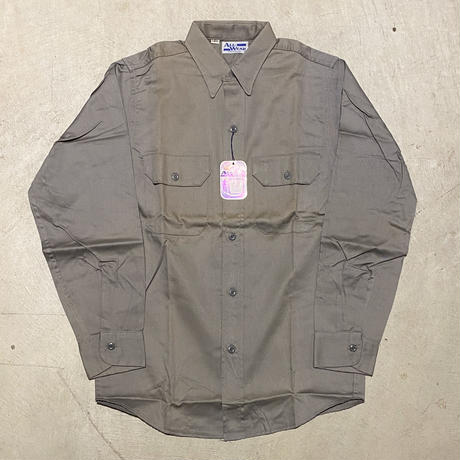 1960's ALL-WEAR L/S Shirt Deadstock