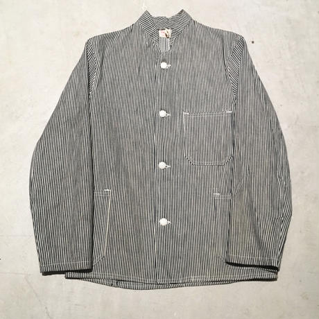 1930〜40's PENN STATE Hickory Coverall Deadstock