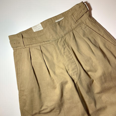 1960's British Army Gurkha Trousers