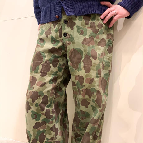 1940's USMC P-44 Duckhunter Trousers