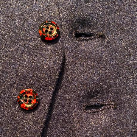 1950's〜 Unknown Wool Vest Deadstock