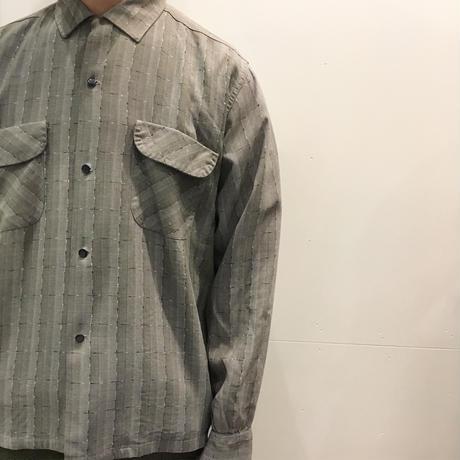 1950's〜 CAMPUS Rayon L/S Shirt