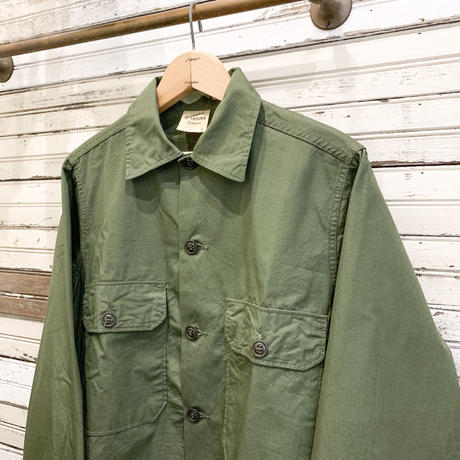 1960's TROOPER Poplin Utility Jacket