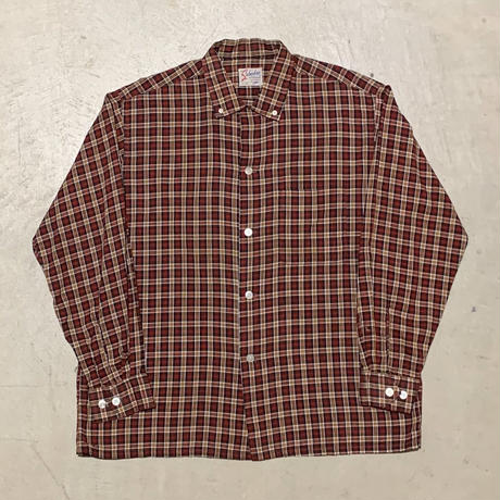 1960's TOWN&COUNTRY L/S Shirt