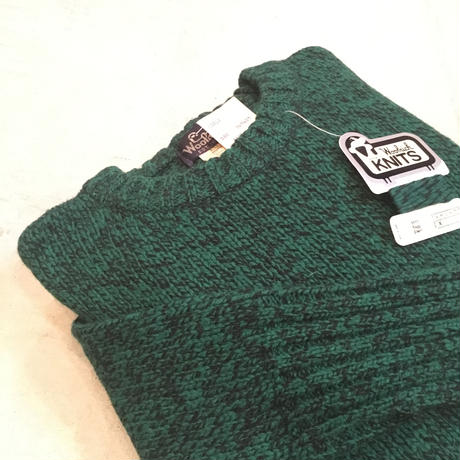 1980's Woolrich Sweater Deadstock