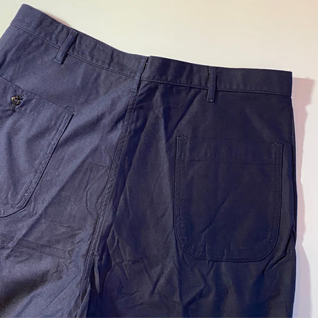 1970's US.NAVY Utility Trousers Straight