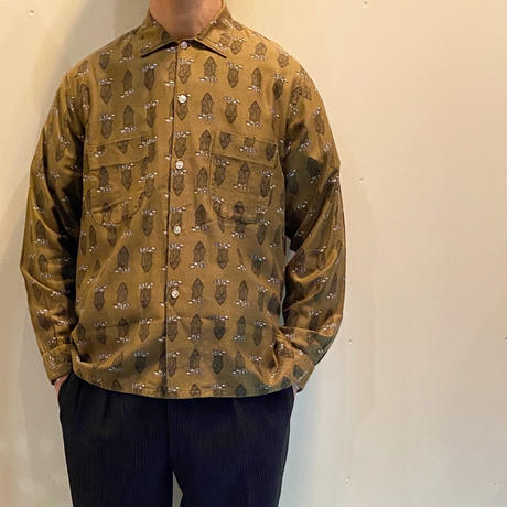 1960's Carlyle L/S Shirt