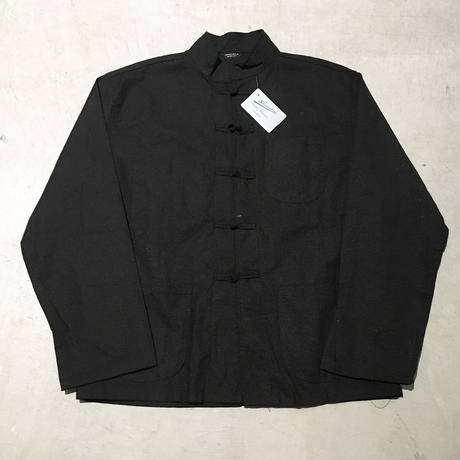 1990's Unknown Black China Jacket Deadstock
