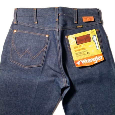 1980's Wrangler 910DEN Denim Pants Deadstock