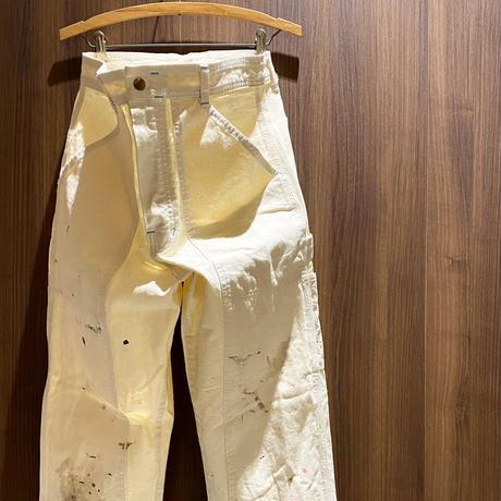 1970〜80's Unknown Dubble Knee Painter Pants