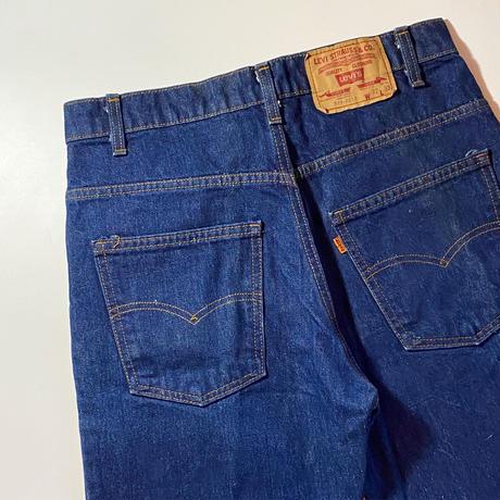 1980's Levi's 519 Denim Pants