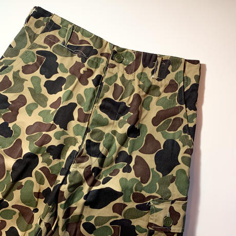 1960〜70's US.Military Beo-Gam Pattern Trousers Deadstock