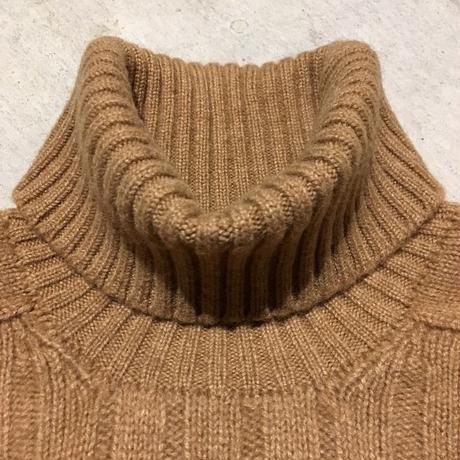 1960's WILLIAM RICHARD Turtleneck Sweater