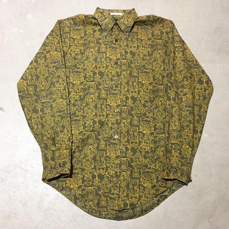 1960's NORRIS Casuals L/S Shirt