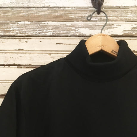 1960's〜 Sportivo Turtleneck S/S Sweater Deadstock