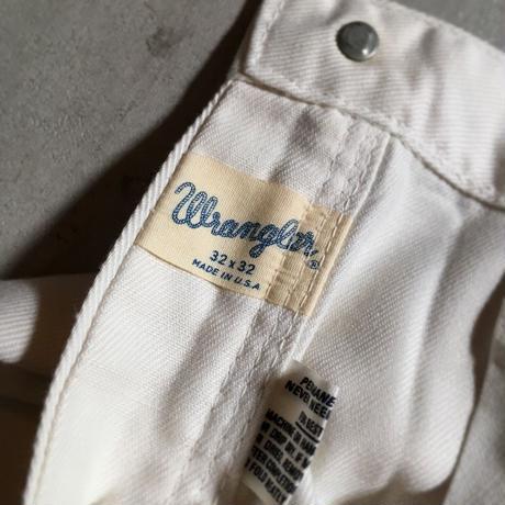 1960's Wrangler Tapered Pants Deadstock