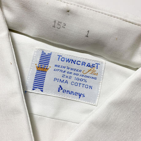 1960's TOWNCRAFT L/S Shirt Deadstock