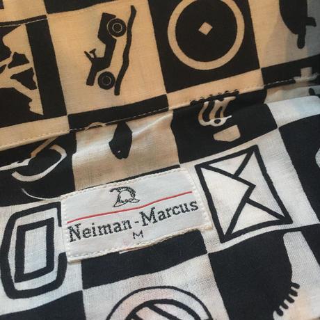 1970's Neiman Marcus S/S Shirt Deadstock