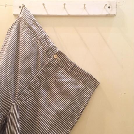 1940's〜 Unknown Seersucker Trousers