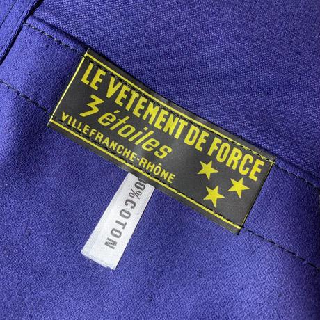 1950〜60's LE VETEMENT DE FORCE Moleskin Jacket Deadstock