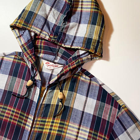 1960's Sportswear Cotton Parka