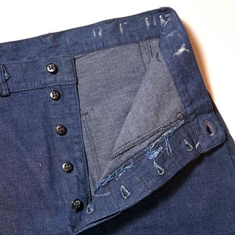 1940's US.NAVY Denim Trousers