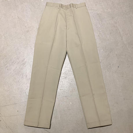 1960's Oakbrook Tapered Pants Deadstock
