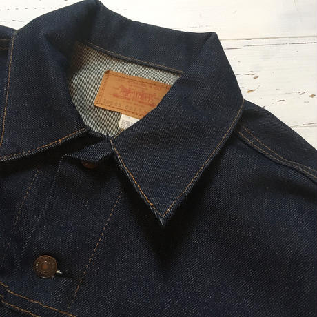1970's Levi's 70505 Denim Jacket Deadstock